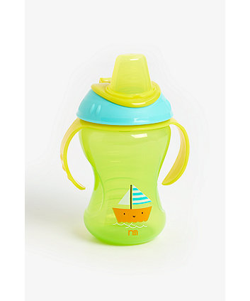 Mothercare Non-Spill Trainer Cup - Blue