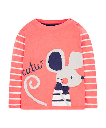 Coral Mouse Jumper