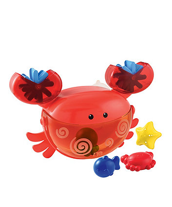 Mothercare Bath Time Activity Crab