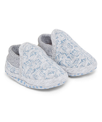 Mothercare Wildlife Pram Shoes