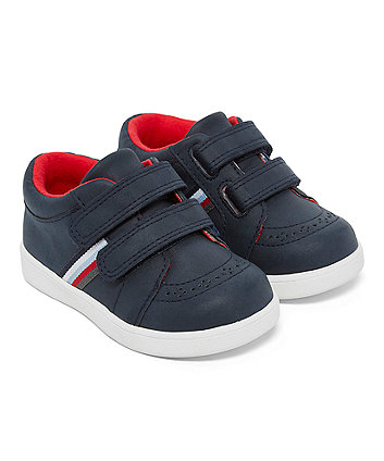 Mothercare Smart Navy Trainers