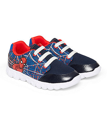 Lightweight Spiderman Trainers