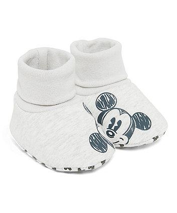 Disney Mickey Mouse Socktops
