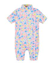 Mothercare Neon Ditsy Floral Sunsafe