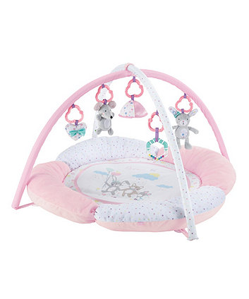 Mothercare Confetti Party Playmat with Toy Arch