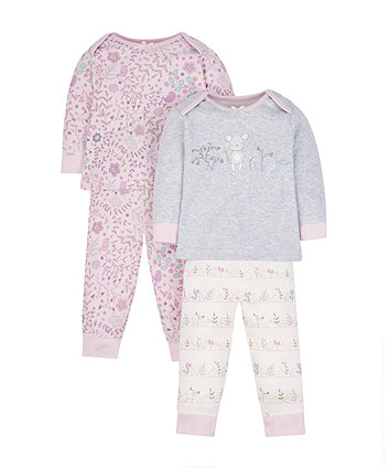 Squeak Pyjamas - 2 Pack