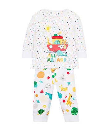 All Aboard Pyjamas