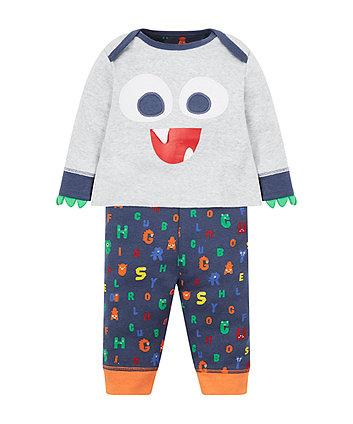 Mothercare Monster Pyjamas