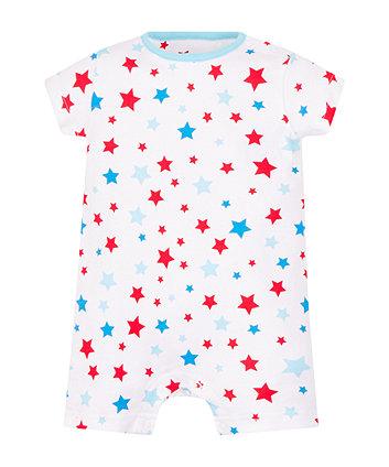 Mothercare Star Romper