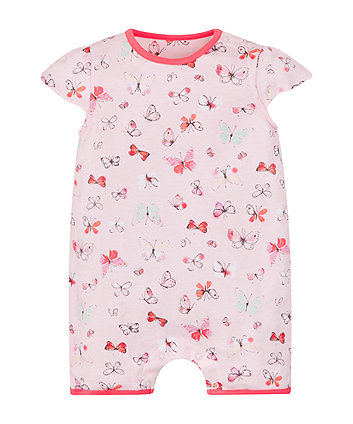 Mothercare Butterfly Romper