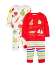 Food Pyjamas - 2 Pack