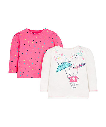 Bunny T-Shirts - 2 Pack