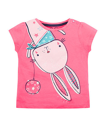 Upside Down Bunny T-Shirt