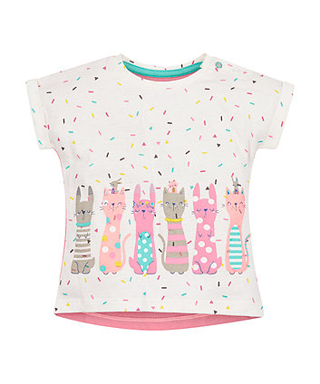 Confetti Cat T-Shirt