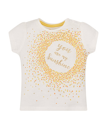 Mothercare You Are My Sunshine T-Shirt