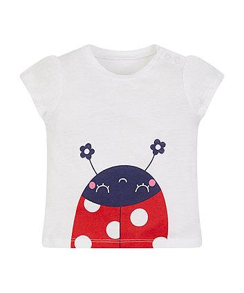 Mothercare Ladybird T-Shirt