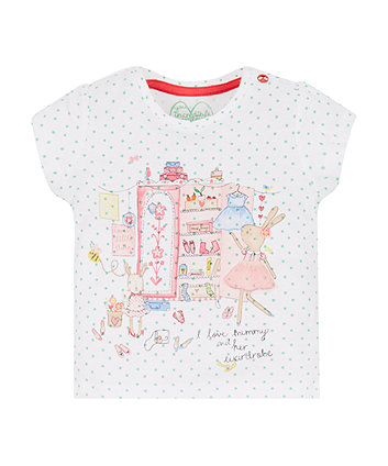 Mothercare Mummy'S Wardrobe T-Shirt