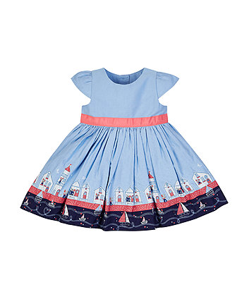 Seaside Prom Dress