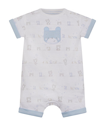 Mothercare My First Little Bear Romper