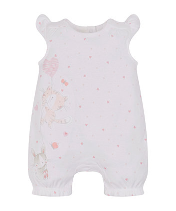 Mothercare My First Balloon Ride Romper