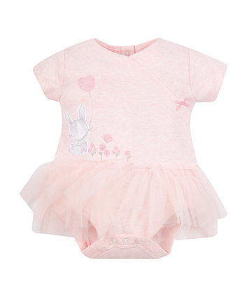 Mothercare My First Bunny Tutu Bodysuit