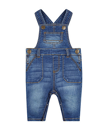 Mothercare My First Denim Dungarees