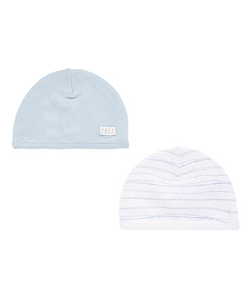 My First Blue Hats - 2 Pack