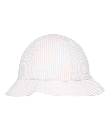 Mothercare My First Striped Sun Hat