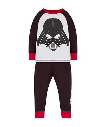 Mothercare Star Wars Darth Vader Pyjamas