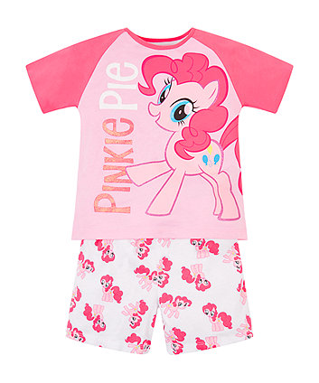 My Little Pony Shortie Pyjamas