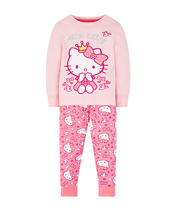 Mothercare Hello Kitty Pyjamas