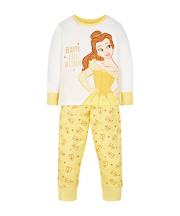 Mothercare Disney Princess Belle Pyjamas