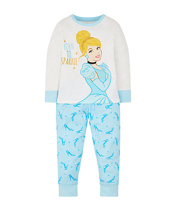Mothercare Disney Princess Cinderella Pyjamas