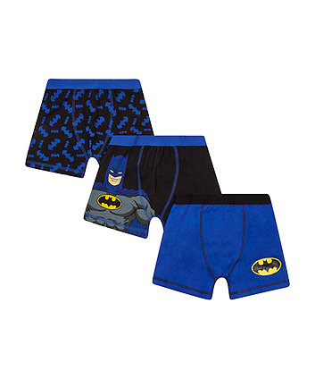 Batman Trunks - 3 Pack