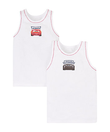 Disney Cars Vests - 2 Pack