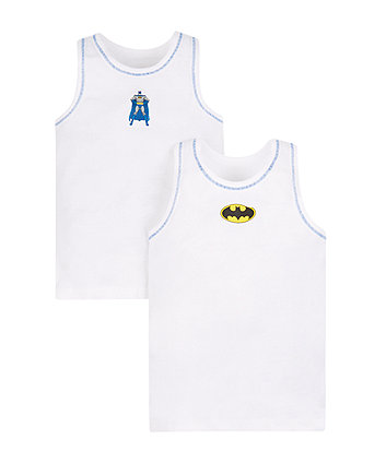 Batman Vests - 2 Pack