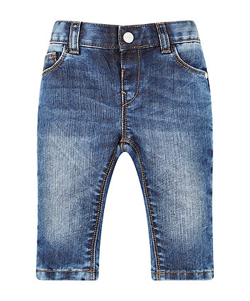 Mothercare Novelty Pocket Jeans