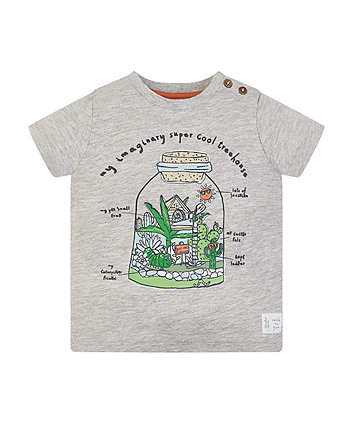 Mothercare Jar Treehouse T-Shirt