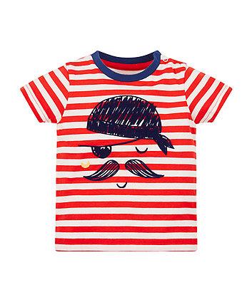 Stripe Pirate T-Shirt