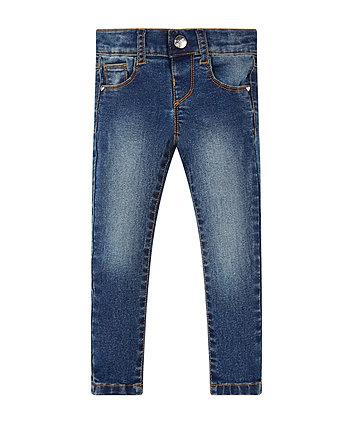 Mothercare Indigo Wash Skinny Jeans