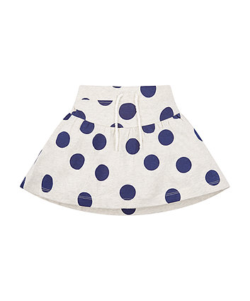 Mothercare Grey Spotted Skirt