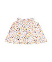 Mothercare Floral Poplin Skirt