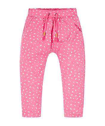 Mothercare Pink Hareem Trousers