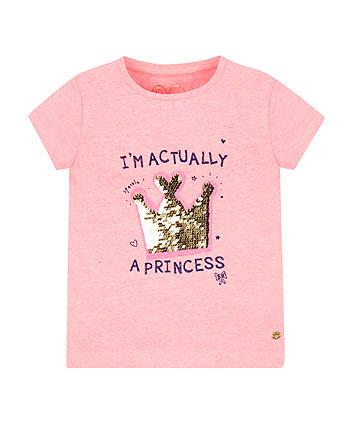 Pink Princess T-Shirt