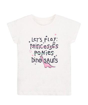 Play Dinosaurs T-Shirt