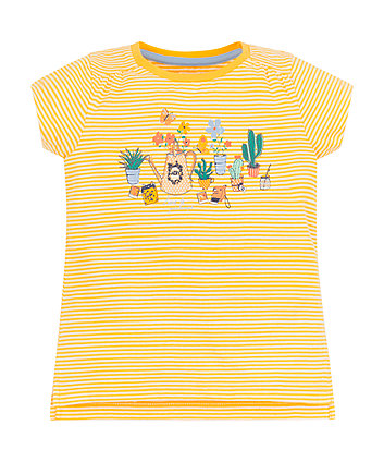 Mothercare Striped Springtime T-Shirt