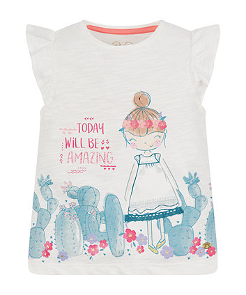 Mothercare Today Will Be Amazing T-Shirt