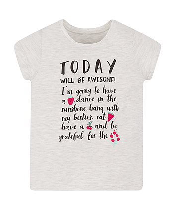 Today Will Be Awesome T-Shirt