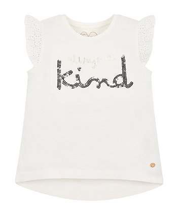 Mothercare Always Be Kind T-Shirt
