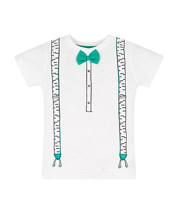 Bow Tie And Braces T-Shirt